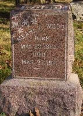 WOOD, MEARL L. - Madison County, Iowa   MEARL L. WOOD