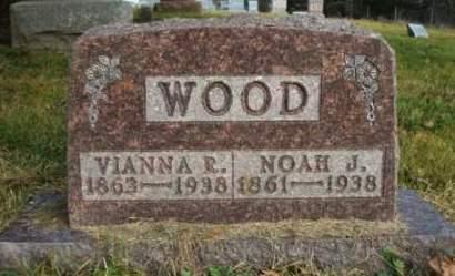 WOOD, VIANNA ROZENE - Madison County, Iowa | VIANNA ROZENE WOOD