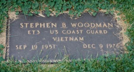 WOODMAN, STEPHEN BURL - Madison County, Iowa | STEPHEN BURL WOODMAN