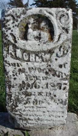 WOOLERY, ANDREW J. - Madison County, Iowa   ANDREW J. WOOLERY