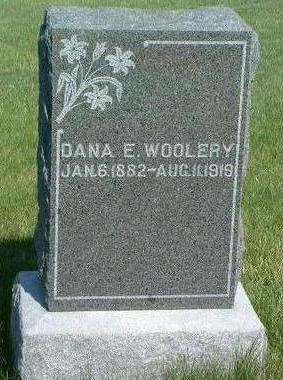 WOOLERY, DANA EDWARD - Madison County, Iowa | DANA EDWARD WOOLERY