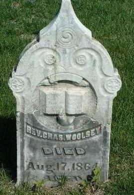 WOOLSEY, CHARLES, REV. - Madison County, Iowa | CHARLES, REV. WOOLSEY
