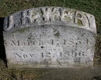 WRAY, JAMES HENRY - Madison County, Iowa | JAMES HENRY WRAY