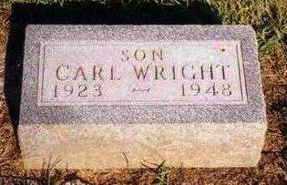 WRIGHT, CARL - Madison County, Iowa | CARL WRIGHT