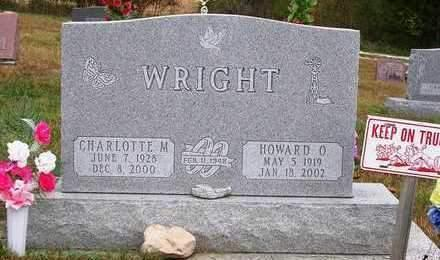 WRIGHT, CHARLOTTE MARIE - Madison County, Iowa | CHARLOTTE MARIE WRIGHT