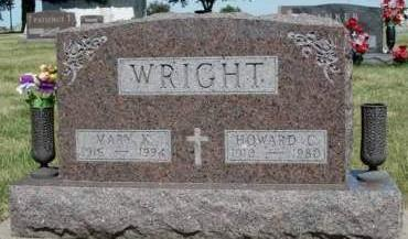 WRIGHT, MARY KATHERINE - Madison County, Iowa | MARY KATHERINE WRIGHT