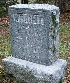 WRIGHT, JOSEPH - Madison County, Iowa | JOSEPH WRIGHT