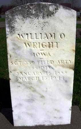 WRIGHT, WILLIAM OTIS - Madison County, Iowa | WILLIAM OTIS WRIGHT