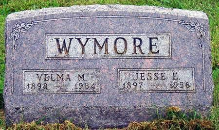 WYMORE, JESSE ESBOND - Madison County, Iowa | JESSE ESBOND WYMORE