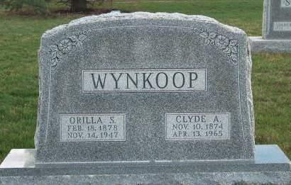 WYNKOOP, ORILLA SOPHIA - Madison County, Iowa | ORILLA SOPHIA WYNKOOP