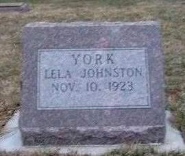 YORK, LELA - Madison County, Iowa | LELA YORK