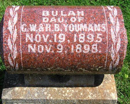 YOUMANS, BULAH MARIE - Madison County, Iowa | BULAH MARIE YOUMANS