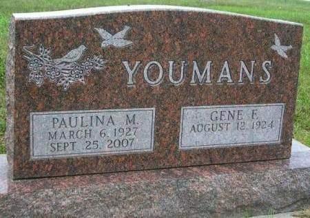 YOUMANS, GENE FRANKLIN - Madison County, Iowa | GENE FRANKLIN YOUMANS