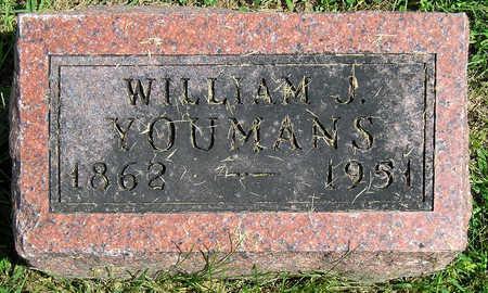 YOUMANS, WILLIAM J. - Madison County, Iowa | WILLIAM J. YOUMANS