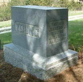 YOUNG, JENKINS JACKSON - Madison County, Iowa | JENKINS JACKSON YOUNG