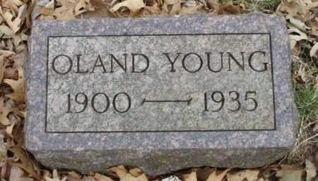 YOUNG, RUSSELL OLAND - Madison County, Iowa | RUSSELL OLAND YOUNG