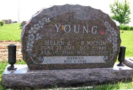 YOUNG, ROBERT MILTON - Madison County, Iowa | ROBERT MILTON YOUNG