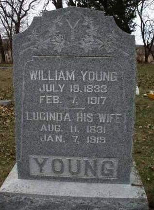 YOUNG, LUCINDA - Madison County, Iowa | LUCINDA YOUNG