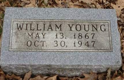 YOUNG, WILLIAM - Madison County, Iowa   WILLIAM YOUNG