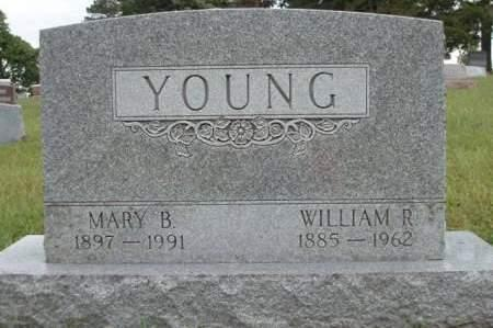 YOUNG, MARY B. - Madison County, Iowa | MARY B. YOUNG