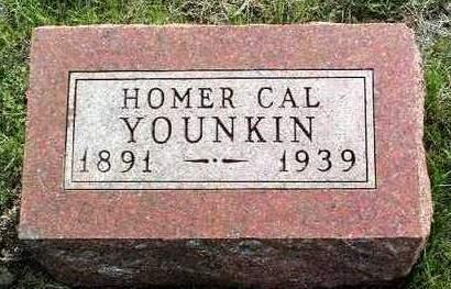 YOUNKIN, HOMER CAL - Madison County, Iowa | HOMER CAL YOUNKIN
