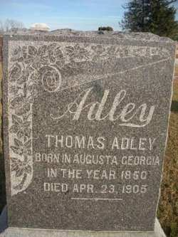 ADLEY, THOMAS - Mahaska County, Iowa | THOMAS ADLEY