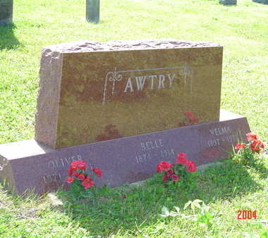AWTRY, VELMA - Mahaska County, Iowa | VELMA AWTRY