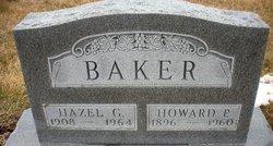 BAKER, HAZEL G. - Mahaska County, Iowa | HAZEL G. BAKER