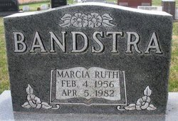 BANDSTRA, MARCIA RUTH - Mahaska County, Iowa | MARCIA RUTH BANDSTRA