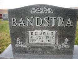 BANDSTRA, RICHARD O. - Mahaska County, Iowa | RICHARD O. BANDSTRA