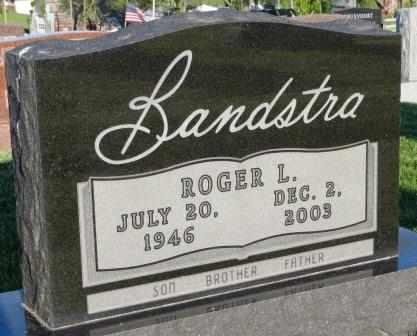 BANDSTRA, ROGER L. - Mahaska County, Iowa | ROGER L. BANDSTRA