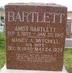 BARTLETT, AMOS - Mahaska County, Iowa | AMOS BARTLETT