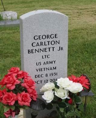 BENNETT, GEORGE CARLTON, JR. - Mahaska County, Iowa | GEORGE CARLTON, JR. BENNETT