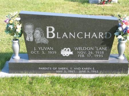 BLANCHARD, WELDON - Mahaska County, Iowa | WELDON BLANCHARD
