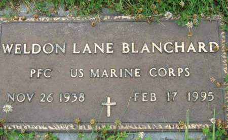 BLANCHARD, WELDON LANE - Mahaska County, Iowa | WELDON LANE BLANCHARD