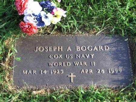 BOGARD, JOSEPH - Mahaska County, Iowa | JOSEPH BOGARD