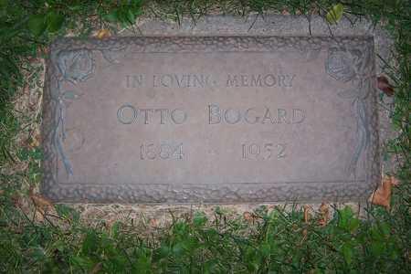 BOGARD, OTTO - Mahaska County, Iowa | OTTO BOGARD