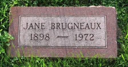 BRUGNEAUX, JANE - Mahaska County, Iowa | JANE BRUGNEAUX