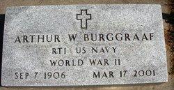 BURGGRAAF, ARTHUR W. - Mahaska County, Iowa | ARTHUR W. BURGGRAAF