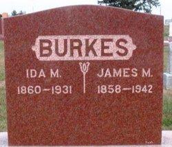BURKES, JAMES M. - Mahaska County, Iowa | JAMES M. BURKES