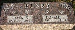 BUSBY, DONALD R. - Mahaska County, Iowa | DONALD R. BUSBY
