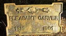 CARVER, PLEASANT - Mahaska County, Iowa | PLEASANT CARVER
