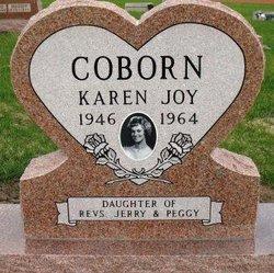 COBORN, KAREN JOY - Mahaska County, Iowa | KAREN JOY COBORN