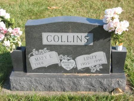 COLLINS, LINZY - Mahaska County, Iowa | LINZY COLLINS