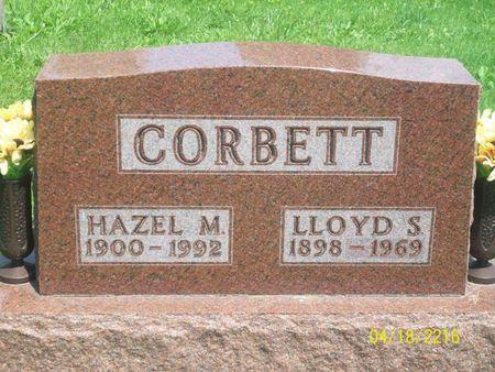 BARCUS CORBETT, HAZEL MAE - Mahaska County, Iowa | HAZEL MAE BARCUS CORBETT