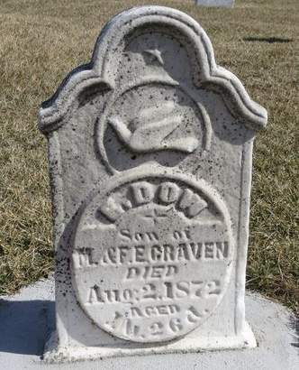 CRAVEN, E. DOW - Mahaska County, Iowa | E. DOW CRAVEN