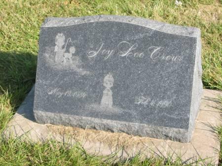 CROW, JOY LEE - Mahaska County, Iowa | JOY LEE CROW