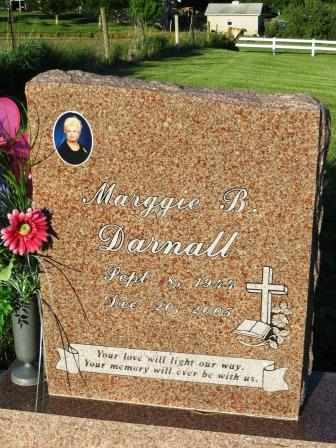 DARNALL, MARGGIE B. - Mahaska County, Iowa | MARGGIE B. DARNALL