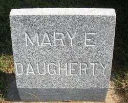 DAUGHERTY, MARY E. - Mahaska County, Iowa | MARY E. DAUGHERTY