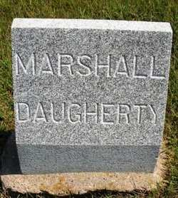 DAUGHERTY, MARSHALL - Mahaska County, Iowa | MARSHALL DAUGHERTY